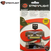 StreamLight BANDIT HEADLAMP White/Red 180/45 Lumens USB 61706