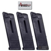 Advantage Arms 22LR 10 Round Magazine 3-PACK for Glock Conversion 19 23 AACLE1923