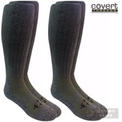 Covert Threads Rugged Terrain INFILTRATOR Socks 2 PAIRS LG FG 3301