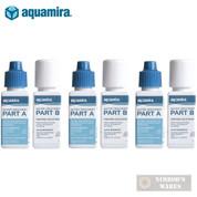 AQUAMIRA Water Treatment DROPS Kills Bacteria SURVIVAL 30 gal. 67202 3-PACK