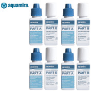 AQUAMIRA Water Treatment DROPS Kills Bacteria SURVIVAL 30 gal. 67202 4-PACK