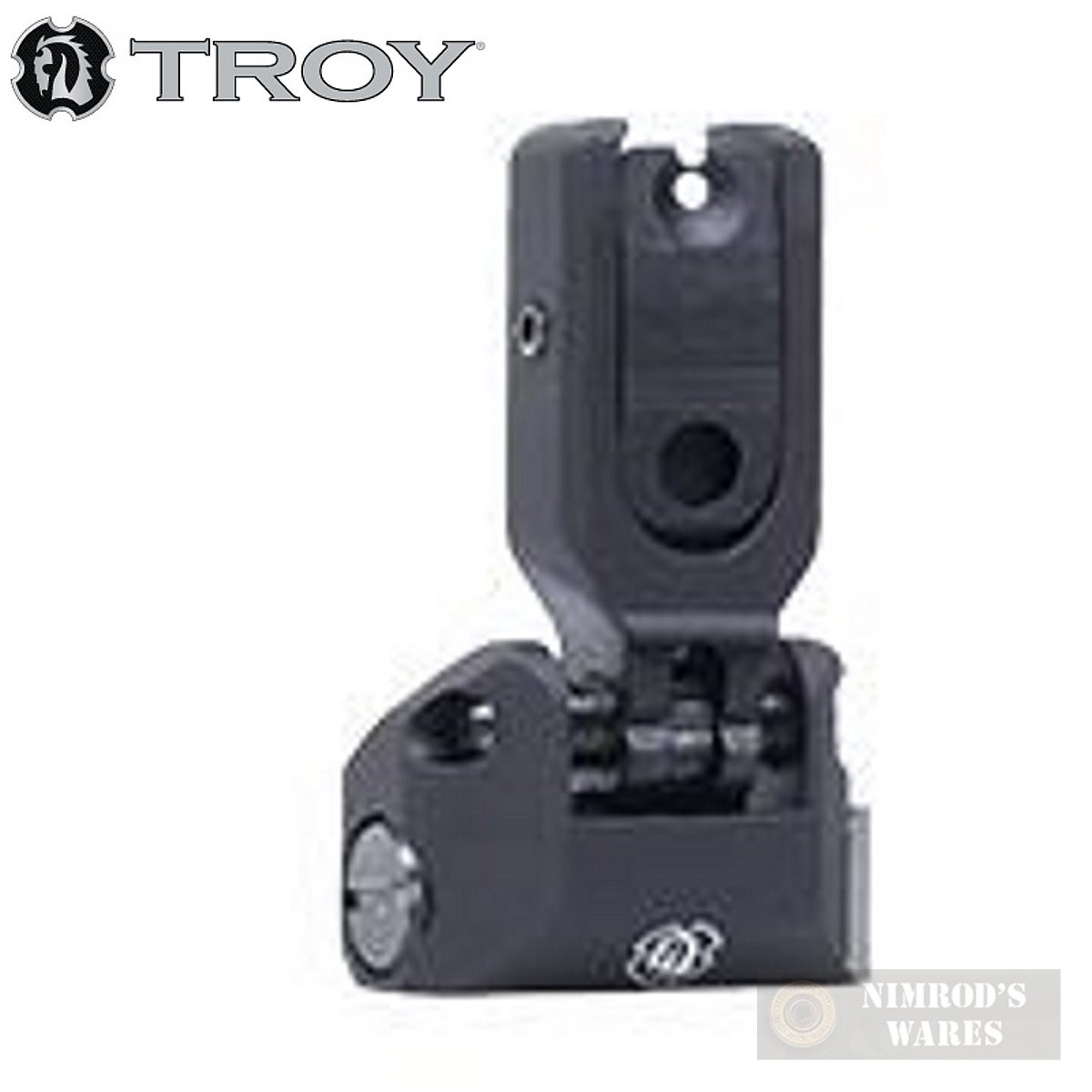 TROY SOCC REAR BattleSight Low Profile Folding SSIG-LPF-R0BT-00
