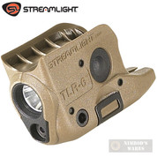Streamlight GLOCK 42 43 G42 G43 Weapon LIGHT + LASER FDE 69278