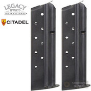 LEGACY Citadel 1911 9mm 9 Round MAGAZINE 2-PACK Full-Size 9MMFSM