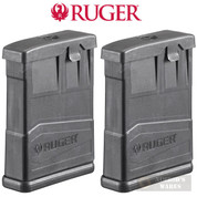 Ruger PRECISION / SCOUT Rifle .308 WIN 10 Round MAGAZINE 2-PACK AI-Style 90563