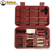 OUTERS Universal Gun Cleaning KIT 29-pc w/ Screwdriver 70103
