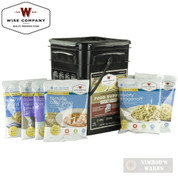 Wise PREPPER PACK Survival Food 52 Servings 25-yr 01-152