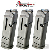 Advantage Arms CONVERSION MAGAZINE 3-PACK 22LR 10 Round Glock 17 22 AACLE1722
