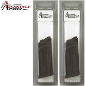 Advantage Arms CONVERSION MAGAZINE 2-PACK 22LR 10 Round Glock 26 27 AACLE2627