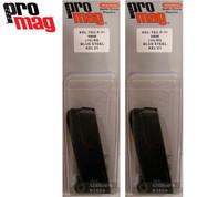 ProMag KEL01 KEL-TEC P-11 9mm 10 Round Magazine 2-PACK