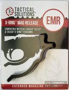 TacSol RUGER 10/22 Extended MAG RELEASE GLOSS EXTMGRLS-01