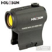 HOLOSUN Micro Red Dot SIGHT 2 MOA Hi / Low Mount HS403B