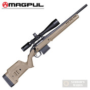 MAGPUL Ruger American Short Action HUNTER STOCK FDE + MAGAZINE MAG931-FDE