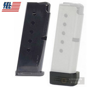 Kel-Tec P3AT 6 Round 380ACP Magazine + Plus One Extension P3AT-36 P3AT-313