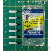 Swab-Its PRECISION Cleaning Swabs NO LINT .22/.223/5.56 (6Pk) 41-2201