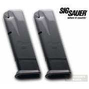 SIG Sauer P228 P229 9mm 10 Round MAGAZINE 2-PACK MAG-229-9-10