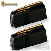 BROWNING X-Bolt Short Action Standard MAGAZINE 2-PACK 4 Rounds 112044604