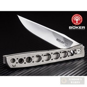 "BOKER Plus URBAN TRAPPER Folding KNIFE 3.4"" Blade 01BO730"