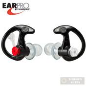 Surefire EarPro EAR PLUGS EP3 Sonic Defender 24dB LG EP3-BK-LPR