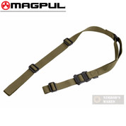 MAGPUL MS1 SLING Single/Two-Point Adj. Multi-Mission MAG513-RGR