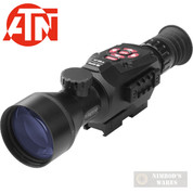 ATN X-Sight II HD SCOPE Day & Night 5-20X Video Rangefinder DGWSXS520Z