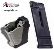 Advantage Arms CONVERSION MAGAZINE 22LR 10 Round Glock 19 23 + LULA LOADER AACLE1923 24224