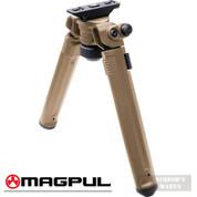 "MAGPUL BIPOD M-LOK 6.3""-10.3"" Tilts Pans MAG933-FDE"