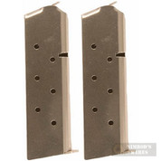 COLT SP574001 Gov't/Gold Cup/Commander/Dble Eag. 45ACP 8Rd Magazine 2-PACK