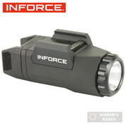 InForce APL Gen3 Pistol WEAPON LIGHT 400 Lumens A-05-1
