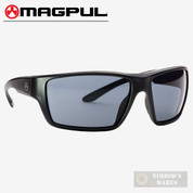 Magpul TERRAIN Ballistic Safety SUNGLASSES Black/Gry MAG1020-061