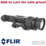 FLIR ZEUS PRO 640 Thermal Imaging RIFLESCOPE 4-32x100 (30 Hz) - Add to cart for sale price!