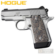 Hogue Kimber MICRO 9 Grip Panels Piranha G-Mascus G10 DE 39727