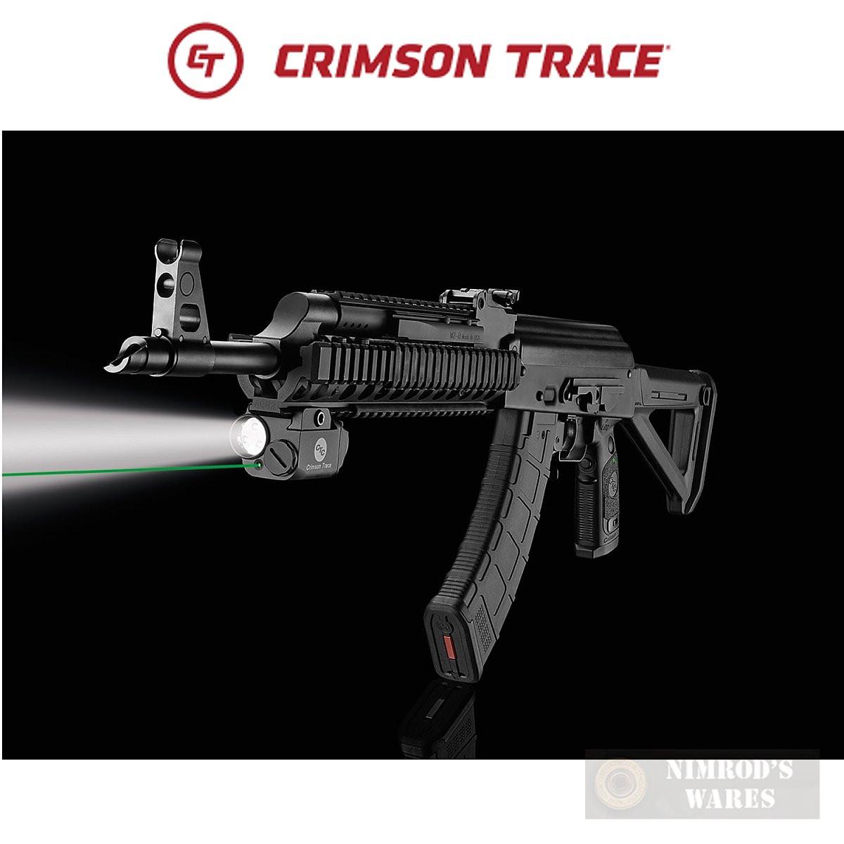 Crimson Trace LiNQ Green Laser SIGHT & Tactical LIGHT WIRELESS 7 62 AK-type  LNQ-103G