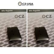 CZ 455 Rifle Magazine 2-PACK 22WMR 5 rounds 12010