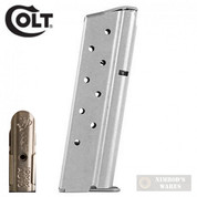Colt 1911 Delta ELITE 10mm 8 Round MAGAZINE SS SP573421