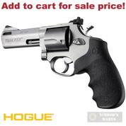 Hogue Taurus TRACKER JUDGE GRIP Revolver Rubber Black 73000 - Add to cart for sale price!