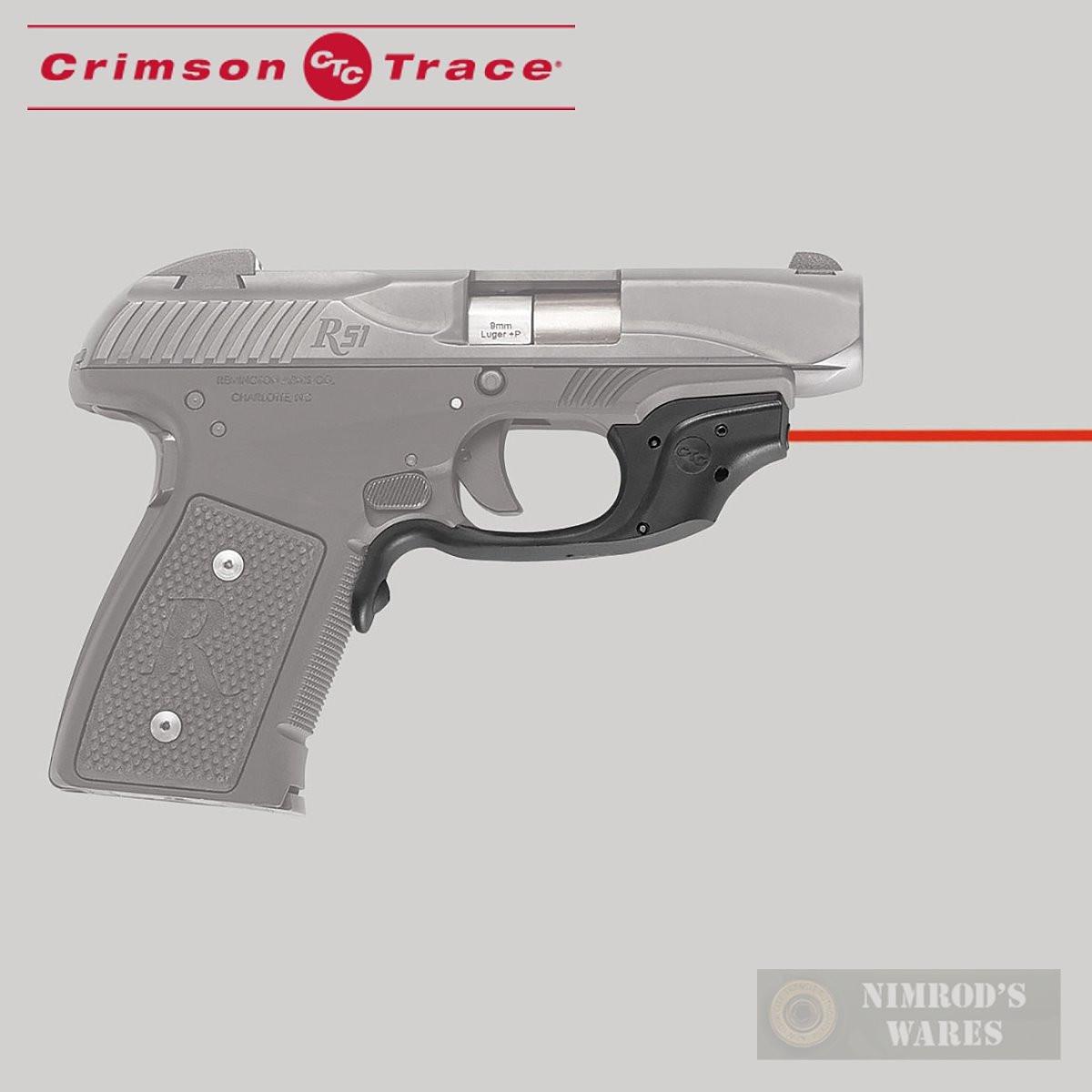 Crimson Trace REMINGTON R51 LaserGuard LASER SIGHT LG-494