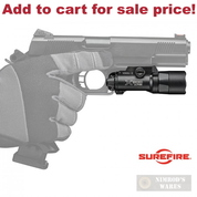 Surefire Ultra WEAPON LIGHT 1000 Lumens T-Slot X300U-B - Add to cart for sale price!