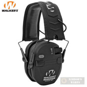 Walker's RAZOR Slim Quad Ear MUFFS Bluetooth 22+ NRR GWP-RSEQM-BT