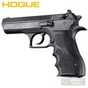 Hogue Baby Eagle Jericho U.Z.I. Eagle GRIP w/ Grooves 76000 - Add to cart for sale price!