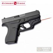 Crimson Trace LG-443 LASERGUARD for GLOCK 42 43