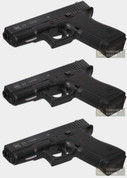Pearce PG-FML GLOCK 17-19/22-25/31 Drop-Free Mag Grip Extension 3-PACK