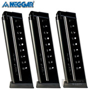 Mec-Gar 1911 9mm 10 Round MAGAZINE 3-PACK FLUSH MGCGOV910AFC