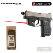 Diamondback DB9 Laserlyte LASER Sight / Trainer + 6 Round MAGAZINE UTA-DB DB9-MAG