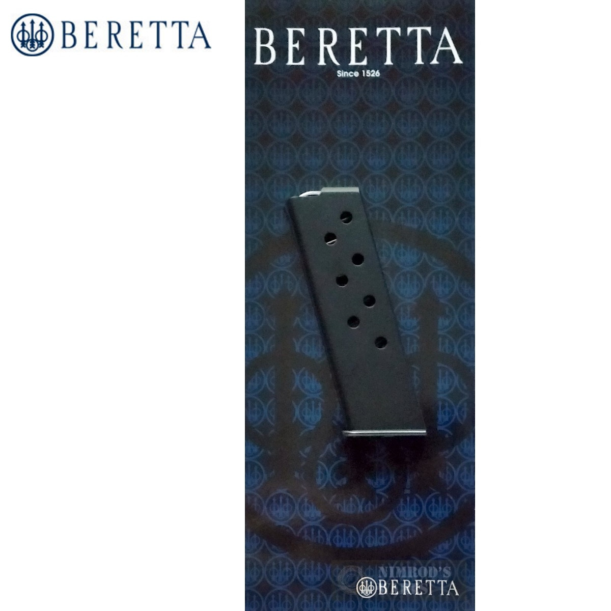 BERETTA Model 21 BOBCAT  25 ACP 8 Round MAGAZINE JM25