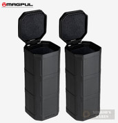 Magpul DAKA Storage CAN 2-PACK Glasses Tools Ammo MAG1028-BLK