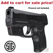 SIG SAUER P365 LASER SIGHT LIMA365 Trigger Guard SOL36501 - Add to cart for sale price!