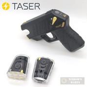 TASER Pulse+ Self-Defense Tool w/ Noonlight Mobile Integration 15ft Range 39064