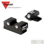 Trijicon SIG P225 P226 P228 P239 P320 NIGHT SIGHTS SET SG01