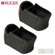 RUGER 90341 Mag Adapter 2-PACK Use SR9 SR40 Full-Size Mags in SR9c SR4c